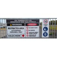 Wholesale Brisbane Corflute Safety Signage from china suppliers