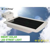 Wholesale 6W All In One Solar Powered Road Lights Automatic Time Control Motion Sensor from china suppliers