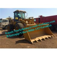 Wholesale XCMG Compact Wheel Loader 5T/3M3 Bucket Capacity ZL50G/ZL50GN from china suppliers
