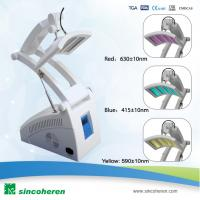 Wholesale PDT LED Blue And Red Light Therapy Devices For Blood Vessels Removal from china suppliers