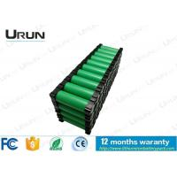 Wholesale Lithium Iron Solar Panel Battery Pack 14.8V 20ah 2C Max Discharge Rate from china suppliers