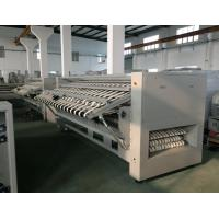 Wholesale 10~50m/min Speed Energy Saving Stainless Steel Laundry Folding Machine 5 Folds from china suppliers
