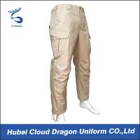 Wholesale Outdoor Tactical Combat Pants Military Style Cargo Pants Various Size from china suppliers