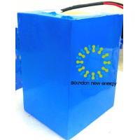 Wholesale High Power Deep Cycle Motorcycle Battery 60V 20Ah 2000 Times Cycle Life 1C Charge Current from china suppliers