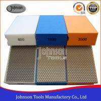 Wholesale Resin Hand Diamond Polishing Pads , Smoothing Out Irregular Surfaces from china suppliers