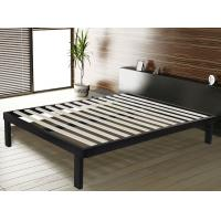 Wholesale Sturdy Steel Frame Double Bed With Corner And Floor Protector Modern Bedroom Furniture from china suppliers