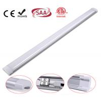 Quality 4ft LED Linear Light 40W LED Low Profile Linear Batten Light Ceiling Mount Lamps for sale