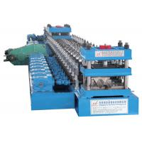 Wholesale 55KW Motor GuardRail Roll Forming Machine 2.0-4.0MM Thickness from china suppliers