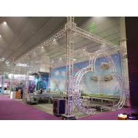Buy cheap 290mm or 300mm Aluminum Square Bolt Truss for Exhibtion Booth from wholesalers