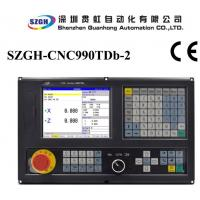 Wholesale Updated Plc Ladder Cnc Lathe Controller Matching With Servo Engine Or Stepper Engine from china suppliers