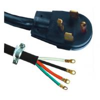 Wholesale NEMA 14 - 30P 2m 4 Prong Dryer Cord Plug 30 Amp 125v For Desiccator from china suppliers