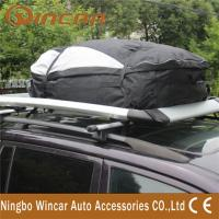 Wholesale OEM 600D Oxford Polyester Roof Carrier Bag Waterproof for travel from china suppliers