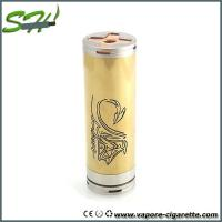 Buy cheap Durable 26650 Brass Stingray Mechanical Mod E Cig Bottom Switch from wholesalers