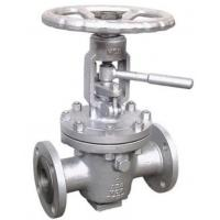 Wholesale Stainless Steel Plug Valve Good Sealing Nice Appearance Manual Operation from china suppliers