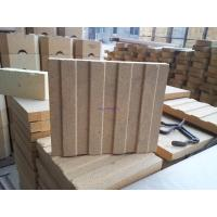 Wholesale Customized Shaped Fire Brick Refractory  , Clay Bricks For Glass Tanks from china suppliers