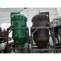 Wholesale Crude Vegetable Oil Vertical Pressure Leaf Filters Carbon Steel / Stainless Steel from china suppliers