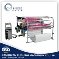 Quality Industrial Computerized Quilting Machine Two Needle Bar 3.5 KW Rating Power for sale