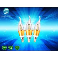 Wholesale High Lumen SMD LED Candle Light Bulbs Warm White 180° Beam Angle from china suppliers