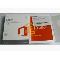 Wholesale Microsoft Office 2016 Home And Student / Office 2016 Product Key Card Lifetime Warranty from china suppliers