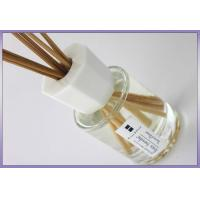 Wholesale refillable 80ml Magnolia scent essential oil car diffuser with Ceramic cap from china suppliers