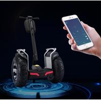 Quality EcoRider Latest Off Road Segway Electric Scooter with 72V 4000W motor for Police and Patrol for sale
