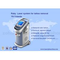 Wholesale Permanent Laser Tattoo Removal Birthmark / Eye Line Removal   Machine from china suppliers