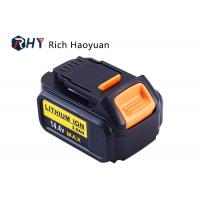Wholesale 14.4VOLT 3Ah Power Tool Lithium Ion Battery For Dewalt DCB141-XJ DCF835 / DCD730 from china suppliers