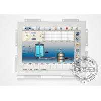 Wholesale White Color Touch Screen Open Frame Lcd Monitors Wall Mount High Brightness from china suppliers