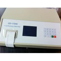 Quality GD-17040 ASTM D4294 XRF X-Ray Fluorescence Sulfur Content Analyzer/ XRF Sulfur Analyzer for sale