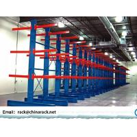 Wholesale Powder Coating Cantilever Storage Racks Corrosion Protection Material from china suppliers