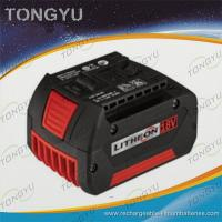 Wholesale Lithium Rechargeable Battery / 18V 3Ah Rechargeable Power Tool Batteries For Cordless Drills from china suppliers