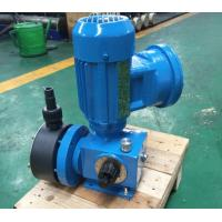Wholesale Blue Mechanical Diaphragm Dosing  Pump Low Pressure for Waste Water Treatment from china suppliers