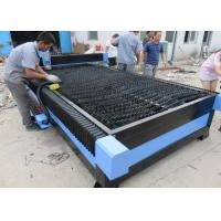 Wholesale CE Standard 380V brass / carbon steel plasma cutting machine , cnc plasma cutter from china suppliers