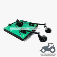 Wholesale 6SM - Tractor implements 3point hitch mounted Slasher Mower 6Ft from china suppliers