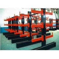 Wholesale Double Sided Cantilever Pallet Racking , Heavy Duty Warehouse Rack And Shelf from china suppliers