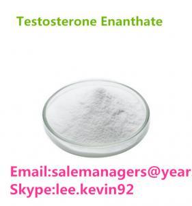 China Purity 99% Testosterone Enanthate CAS 315-37-7 Test Enan Raw Powder on sale