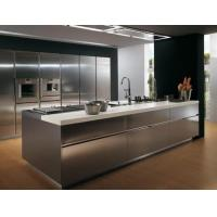 Wholesale Modern / Fashion Outdoor Kitchen Cabinet Stainless Steel Kitchen Cupboards from china suppliers