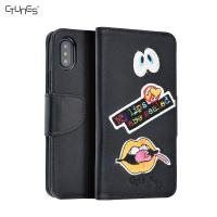 Wholesale Iphone X PU Leather Wallet Case from china suppliers