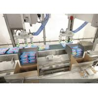 Buy cheap Fully Automatic Case Packer Machine For Aerosol Can / Tin Can Encasing from wholesalers