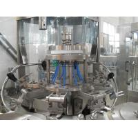 Wholesale 3000 bph Auto Bottled Water Filling Line 500 ml PET Beverage Filling Machine from china suppliers