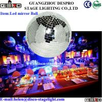Wholesale Nightclub Stage Effect LED Magic Ball Light Christmas Decoration Lighting from china suppliers