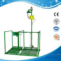 Wholesale SHD200SG-Pedaled safety shower & eyewash,sound and light alarm and signal upload system from china suppliers