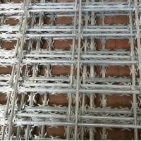 Wholesale 50X100mm/100X150mm Welded Razor Mesh|Razor Wire Fencing from china suppliers