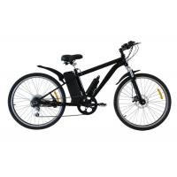 Wholesale 250W MTB Lithium PAS Electric Bike Shimano 6 Gears Speed lithium battery from china suppliers