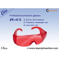 Wholesale Red Laser Protective Eyewear For Led Cool Light / Teeth Whitening Machine from china suppliers
