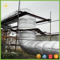 Wholesale Flame Retardant Double Side Aluminum Foil Laminated Bubble Roofing/Duct Vapor Barrier/Heat Resistance Insulation from china suppliers