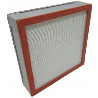 Wholesale Air Handling Unit HVAC System Industrial Hepa Air Filters H13 H14 AHU from china suppliers