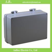 Wholesale 100*68*50mm ip66 waterproof Hinged aluminum enclosure box Factory from china suppliers