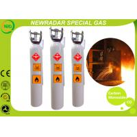 Wholesale CO Carbon Monoxide Gas Flammable , Odorless Tasteless Colorless Gas from china suppliers