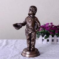 Quality Westen Famouse Person Ornament for hotel furniture decoration in bronze, brass for sale
